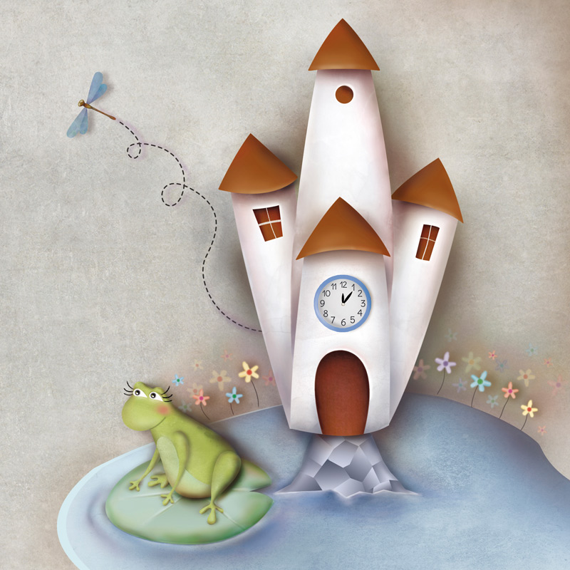 ilustración infantil Huelva