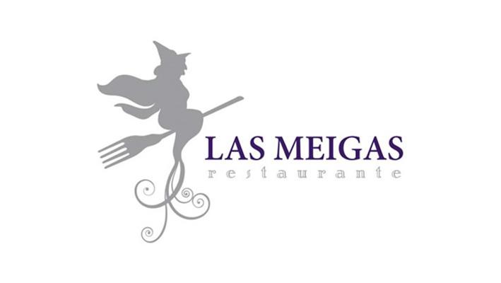 diseño logotipos Huelva Meigas Restaurante