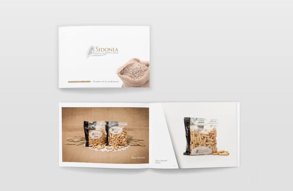 catalogos sidonia