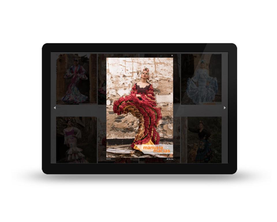 Manuela Macías Diseño web Huelva