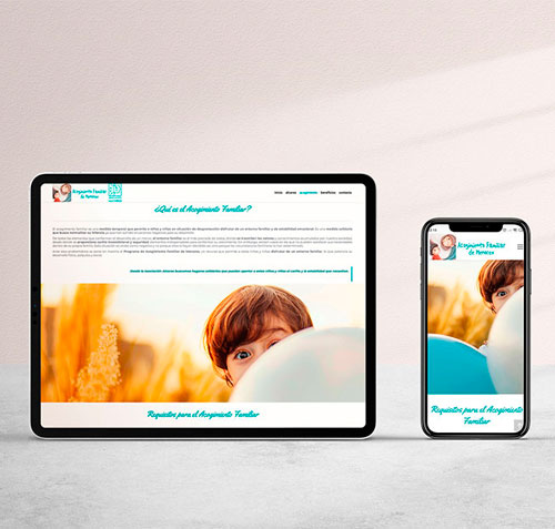 publicidad y diseño web