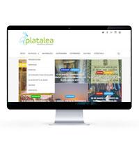 Diseño web Platalea Huelva