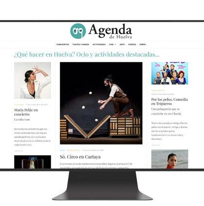 Agenda de Huelva
